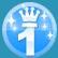 王冠1(青)