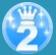王冠2(青)